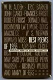 img - for Best Poems of 1955 Borestone Mountain Poetry Awards 1956 book / textbook / text book