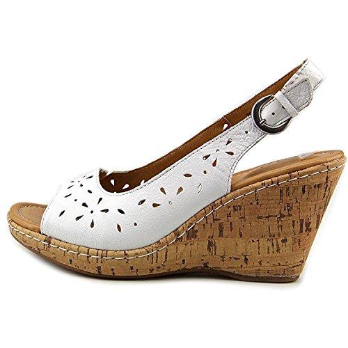 Born Womens BORN KACEE Peep Toe Casual Slingback Sandals,...