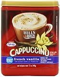 Hills Bros Cappuccino Sugar-Free French Vanilla, 12 Ounce