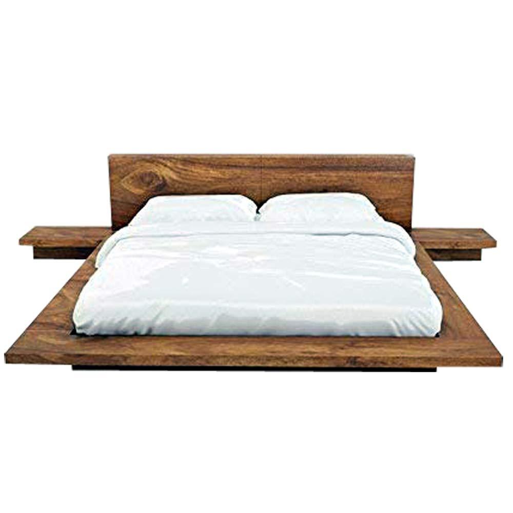 Aristo Steel Furniture Works Modular Teak Wood Bed Amazon In Furniture