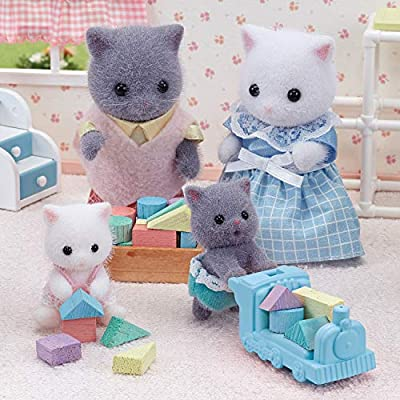 Calico Critters Persian Cat Twins: Toys & Games