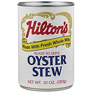 Hilton's Oyster Stew 10 Oz. Can