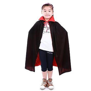 Disfraces de Halloween/Trajes para niños/Capa de Halloween/batas-F: Amazon.es: Juguetes y juegos