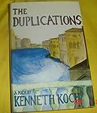 The Duplications, Kenneth Koch, 0394406141