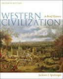 Bundle: Western Civilization: A Brief History, 7th + Resource Center, InfoTrac Printed Access Card, Jackson J. Spielvogel, 111108310X