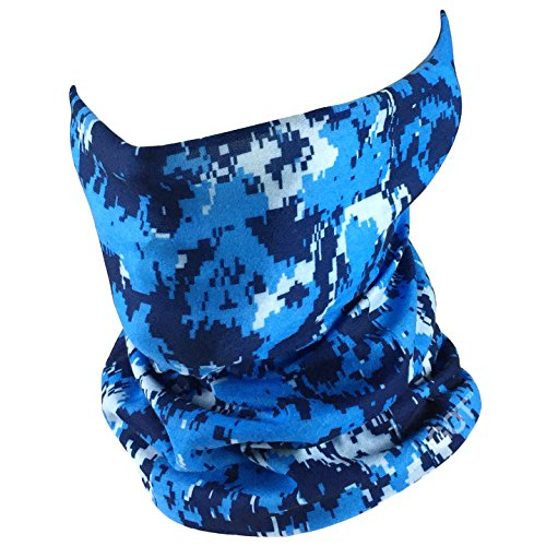 Fishing Mask Camo Multifunctional Headwear - Works as Fishin