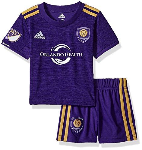(Outerstuff MLS Orlando Primary Box Set Jersey, 18 Months,)
