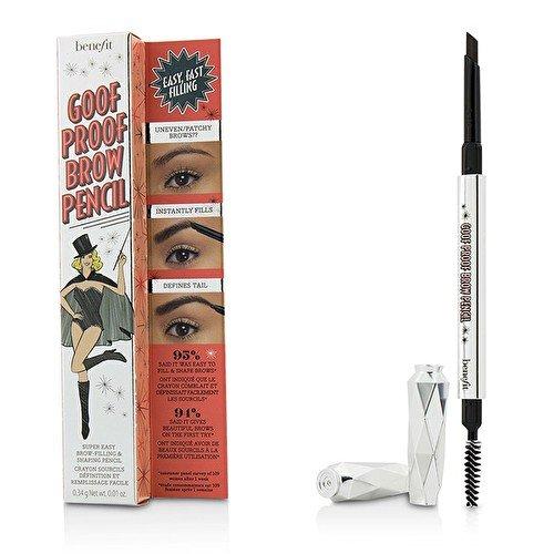 Benefit Goof Proof Brow Pencil - # 5 (Deep) 0.34g/0.01oz