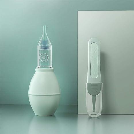 skpq Aspiradores nasales Limpiador nasal para bebés tapón nasal limpiador de mocos nasales: Amazon.es: Bebé