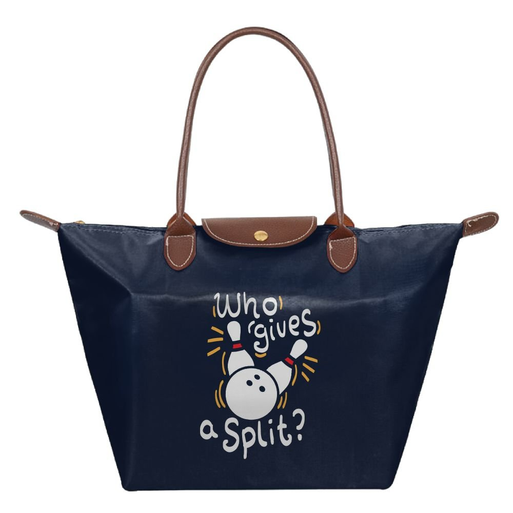 Adwelirhfwer Unisex Who Gives A Split Baby Bag Navy