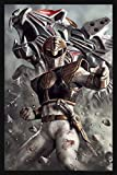 #5: Power Rangers Limited Edition Lithograph 16