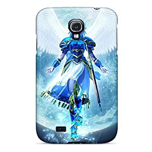 New Design Shatterproof FNS1383tOVu Case For Galaxy S4 (valkyrie Profile Lenneth)