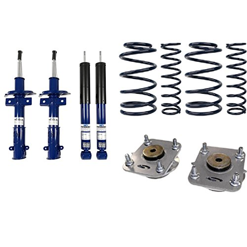 Steeda Pro-Action Sport Spring/Shock/Strut Mount Kit for 2005-10 Ford Mustang - Mustang Steeda Sport Springs