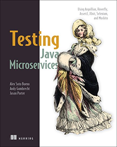 Testing Java Microservices: Using Arquillian, Hoverfly, AssertJ, JUnit, Selenium, and Mockito
