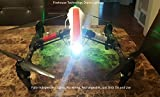 Firehouse-Technology-Drone-UAS-4-Lighted-Landing-Pad-for-DJI-Inspire-1-Phantom-Mavic-Yuneec-Typhoon-H