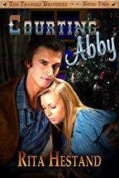 Courting Abby (The Travers Brothers Series Book 2)