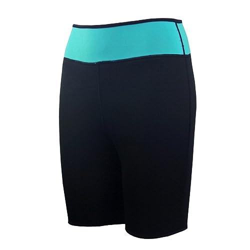 Pantalones de control adelgazamiento Shaper Slimming ropa interior para las mujeres pantalones adelgazamiento pantalones deportivos Sashes
