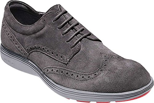 Cole Haan Men's Grand Tour Wing Oxford Pavement Suede/Ironstone Oxford 10 D (M) (Cole Haan Ironstone Suede compare prices)