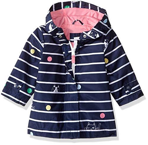d2d27f873 Carter s Baby Girls Her Favorite Rainslicker Raincoat