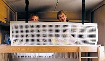 Etagenbett Wohnwagen Netz : Sicherheitsnetz starr  amazon auto