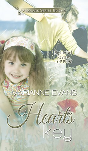 book cover of Hearts Key