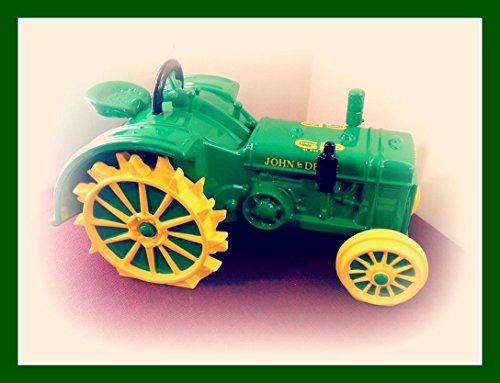 JOHN DEERE TRACTOR COOKIE JAR ()