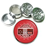 Kitchen - Nintendo Controller Classically Trained Video Games 4 Pc. Aluminum Tobacco Spice Herb Grinder