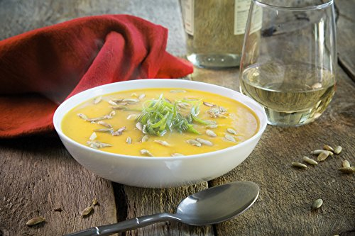 Butternut Squash Soup with Pumpkin Seeds by Chef'd partner Paleo Magazine (Dinner for 2)