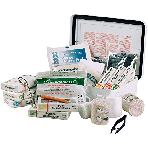 Forestry Suppliers Logger's First Aid Kits, Metal Case - Buy