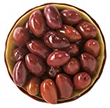Roland Greek Jumbo Kalamata Olives 4.4 Lb (6 Pack)