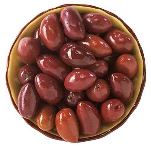 Roland Greek Jumbo Kalamata Olives 4.4 Lb (6 Pack) by Roland