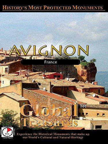 France Note - Global Treasures - Avignon Provence - France