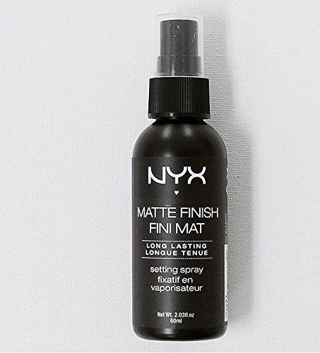 NYX Makeup Setting Spray MSS01 Matte Finish (Long Lasting)