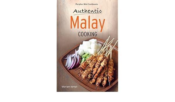 Amazon Mini Authentic Malay Cooking Periplus Mini Cookbook