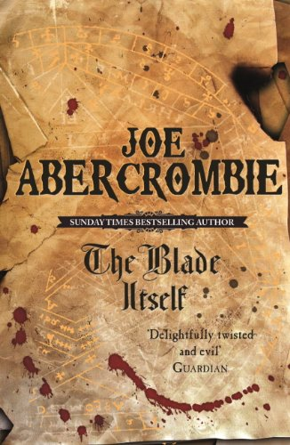 the blade itself the first law book one 1巻 kindle 感想 joe