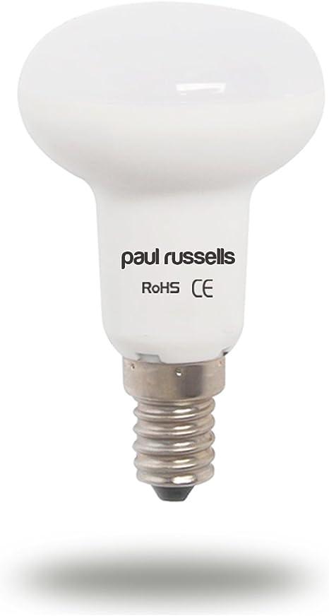 Small Edison Screw 6 x R50 Sportlights 40W SES E14 REFLECTOR SPOT LIGHT Bulbs