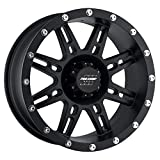 toyota tacoma rims and tires - PRO COMP Series 31 Stryker Matte Black (16x8 / 6x5.5 / -6mm)