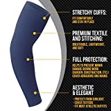 Arm Sleeves for Men and Women – 1 Pair – Tattoo Cover Up, Sun Protection Clothing