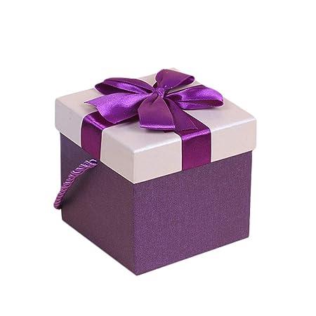Demarkt Navidad Regalos de Cumpleaños y Fiesta Cajas de ...