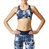 adidas Racer Back Sports A/B Cup Bra – Womens – Collegiate Navy – Small