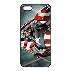 America Captain Phone Case For Iphone 5c Cover Case