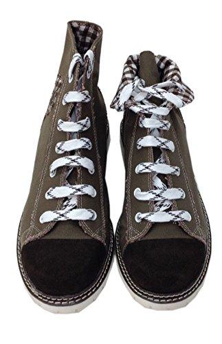 Spieth & Wensky - Zapatillas para hombre marrón - marrón