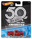 Hot Wheels 50th Anniversary Favs 78 Dodge Lil Red
