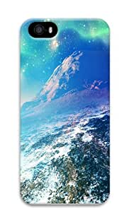 fantasy aurora PC Case Cover for iPhone 5 and iPhone 5s 3D
