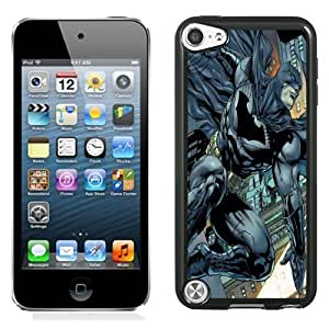 New Personalized Custom Designed For iPod Touch 5th Phone Case For Cartoon Batman Phone Case Cover wangjiang maoyi by lolosakes