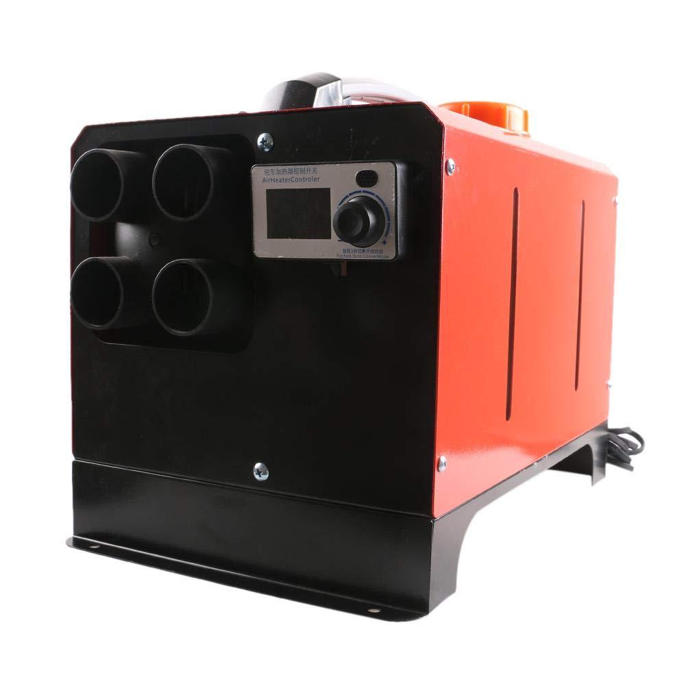 riscaldatore di Carburante per Auto per Camion Autobus Barche Riscaldatore di Carburante ad Aria Diesel 12v 24V 5KW Macchina di Riscaldamento Olio combustibile per Aria di parcheggio