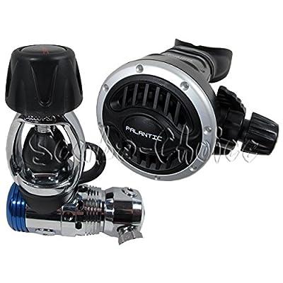"Scuba Choice Scuba Diving Palantic AS103 YOKE Regulator Adjustable Second Stage with 27"" Hose"