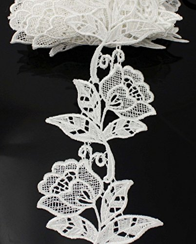Lace Applique Trim - 3