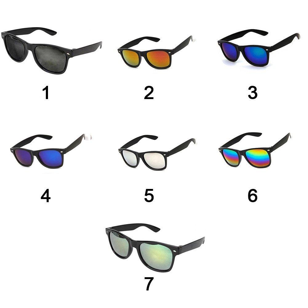 Gafas de sol polarizadas con espejo retrovisor y protecci ó n UV ... dccd1069a2bd