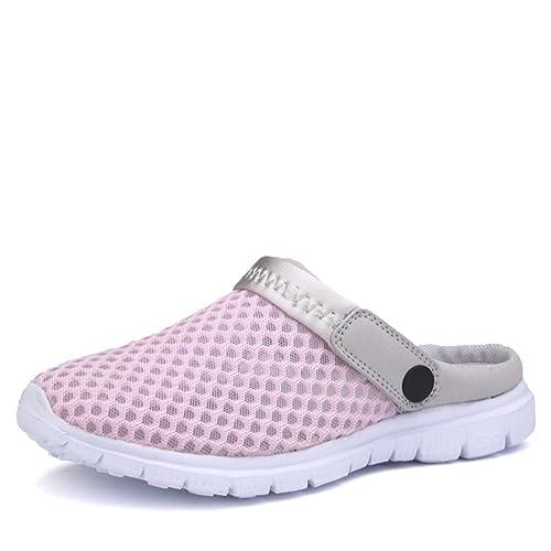 SAGUARO® Unisex respirable de la red del acoplamiento zapatillas de playa ahueca hacia fuera las sandalias Precio más barato en línea Comercializable en línea Barato precio de salida En venta por menos de $ 60 Precio real real 3qWjFmWpw